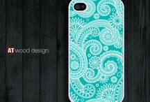 iPhone Cases / by Lauren Antle