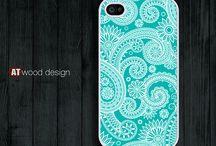 iPhone Cases / by Lauren Antle