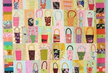 Quilt, Emboidery and Applique inspiration / by Amanda McDonough
