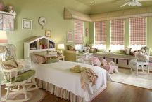 Little Girls room (ideas)  / by Stefanie 14Sixty