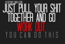Work it girl! / by Lala Mac