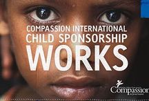 Compassion Child Spnsorship / My husband and I sponsor three children through Compassion International.  I learned recently that a team of independent researchers from the University of San Francisco studied adults who had been registered with Compassion from 1980-1992.  They discovered that these young adults have been remarkably successful in their lives compared with children in their communities who were not been sponsored. I believe that sponsors can change the world! www.compassion.com #ChildSponsorship #GlobalPoverty / by Suzanne MacConnell
