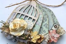 ~Cards And Tags~ / by Marla Blehm Corson