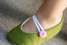 Felt Booties / by Pupucho -