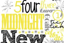 New years / by Debbie Houghes