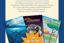 Steals & Deals / by Arts & Activities Magazine