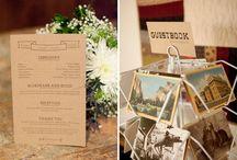 Wedding Ideas for friends / by Lee Ann White