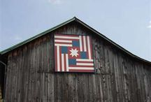 Barn Quilts! / by Kay Gaines