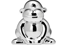 """All kinds of """"Piggy Banks"""" / by Farmers & Merchants Bank"""