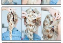 Hair / Hairstyles to maybe do one day if I'm brave enough / by Aly