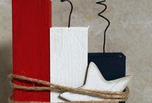 Wood projects / by Pamela Bounting Sherrodd