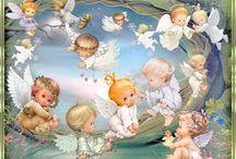 Angels / by Phyllis Hobbs
