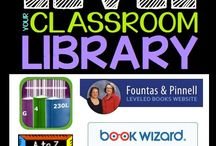 {Classroom Literacy} Library / by Heather Mix