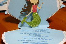 mermaid party #5 / by Kelli Prewitt