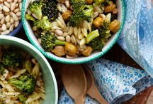 becoming vegetarian / veg food / by Natalia Gutierrez