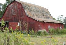 Barns / by Brookanna Bray Groves