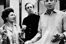 """All American / """"All American,"""" which co-starred Eileen Herlie and Ray Bolger, was about a Slavic professor who comes to America, and falls prey to everything that is wrong about the country.  / by Masterworks Broadway"""