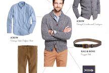 Men's Fashion / by Veronica Gonzales
