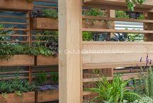 Garden ideas / by Helen Thomas