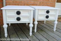 Furniture refashion / by Courtney Taylor {snickerdoodlesandtaylortots}