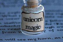 Magical Unicorns / by Enchanted Garden