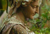 Beautiful Cemetries / Statues / by Basia Zarzycka