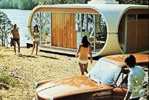 Retro Homes / by Lois Williams Bunch
