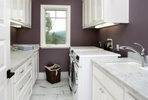 laundry room / by Karla Hudson