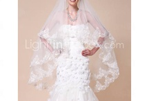 Wedding Veils / by Theresa Manalo