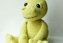 Crochet / by Amanda Schoonderwaldt