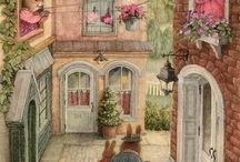 Illustrations / by Bonnie Arbaugh