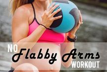 after baby :: health & fitness / by Katie M