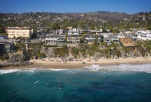 La Casa del Camino  / This historic, Mediterranean-style boutique hotel features the beach in its backyard and located in the heart of Laguna Beach.  / by Casa Resorts