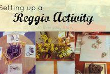 Reggio Activity / by Colleen Strange