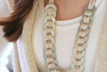 DIY Jewelry / by Cindi LaRee Copeland