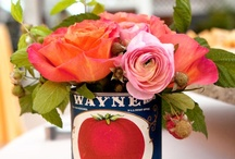 Floral Centerpieces / by Heather