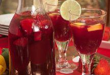 Wine/Sangria / by Donna Schubert Chimato