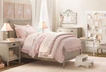 Mackenzie big girl room ideas! / by Kristin Puente