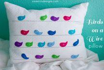 Embroidery ideas / by Roisin O'Reilly