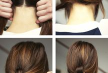 My Hair is Getting Long Enough for Pinterest / by Cary Morris