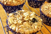 Quick Breads like Muffins and Doughnuts / by Angela R