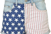 stars & stripes. / by Lauren Purmalis