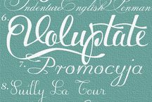 Fonts / by Tanya Murphy