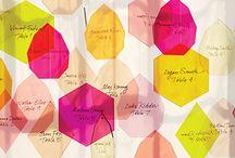 Escort Card Displays / by Pauleenanne Design