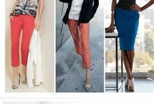 Fashion - Office & Dressy / by Laura F
