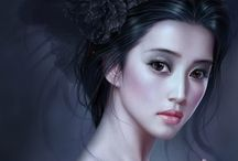 Art: The Tang Yuehui Edition / by Melissa Cox