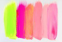Neon trend / by LEMONBE