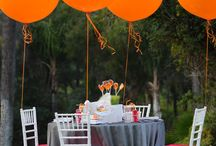 Party Ideas / by Ashlee Hughes
