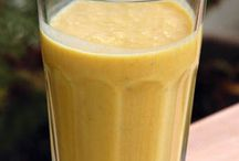 smoothie.  / Healthy smoothies / by Del