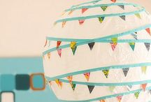 Party ideas / by Chloe Tarrier